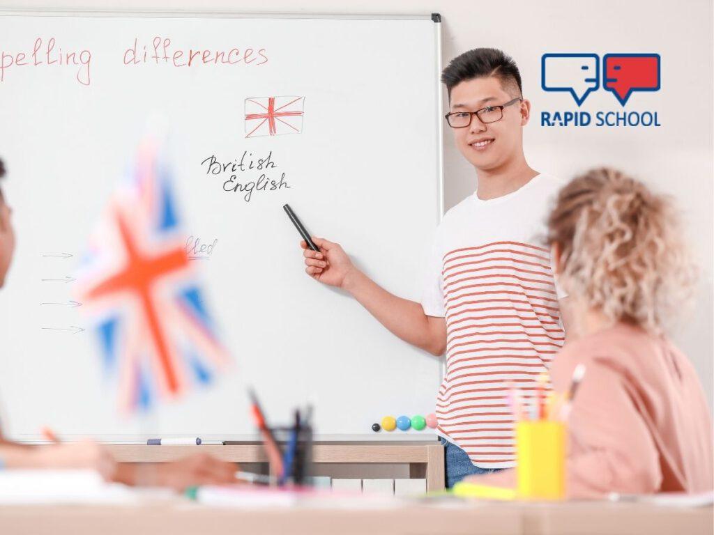 Kursy językowe grupowe